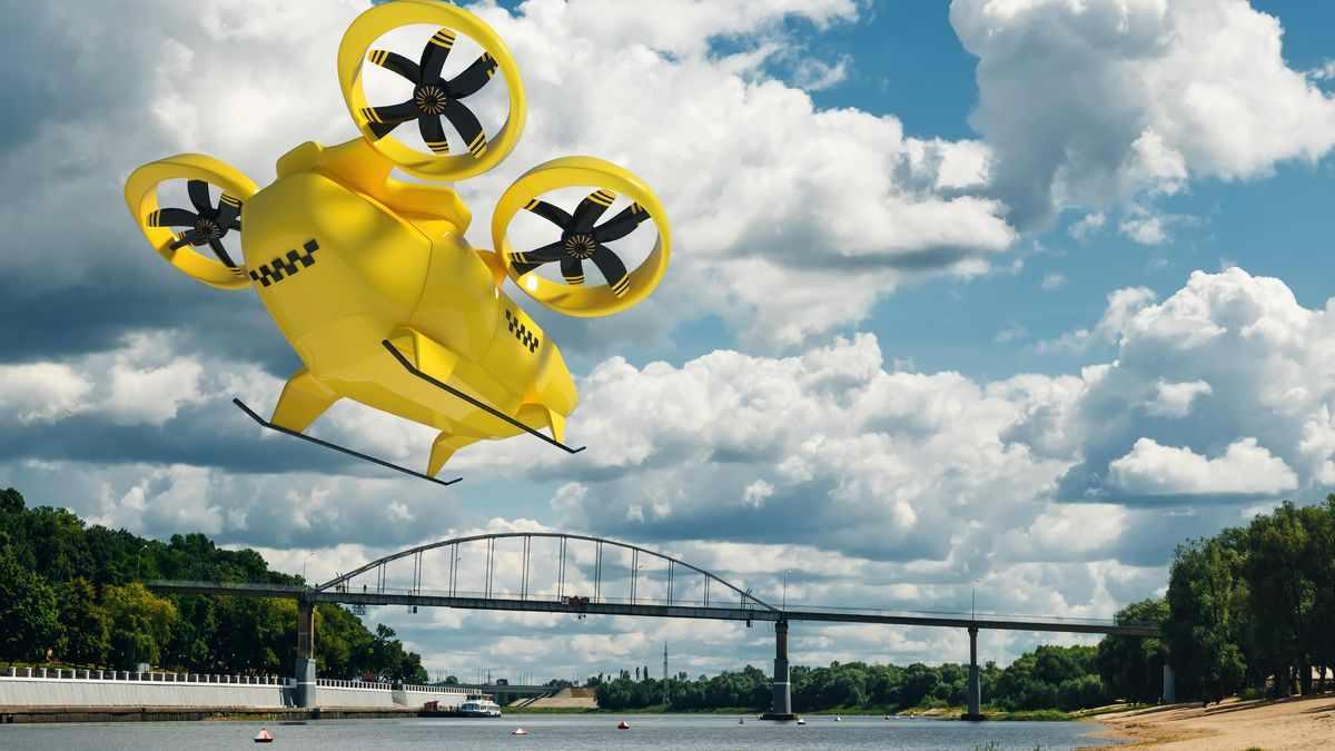 mobility aero urban taxis real