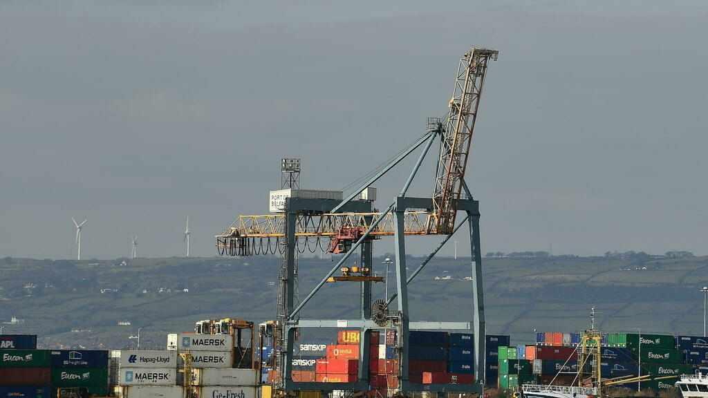 EU ireland northern brexit trade