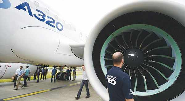 EU many airbuses invent dependence