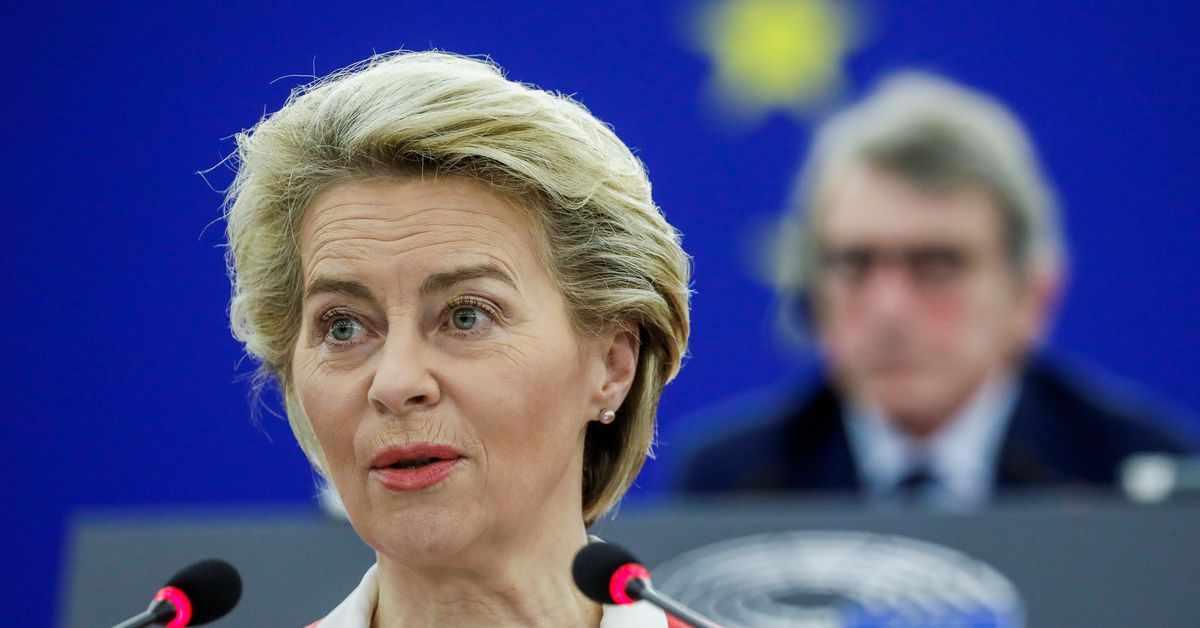 EU origins covid reuters leaders