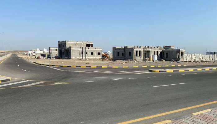 oman project liwa housing residences