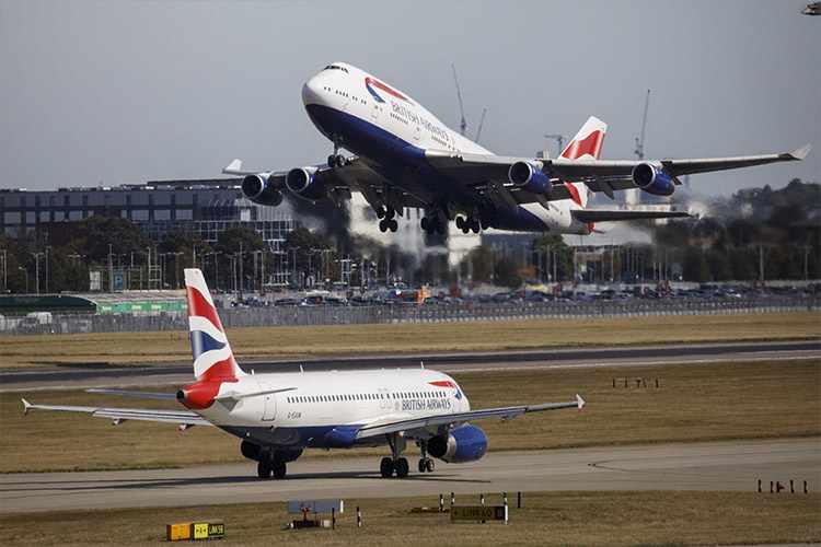 UK airlines british citizens pakistan