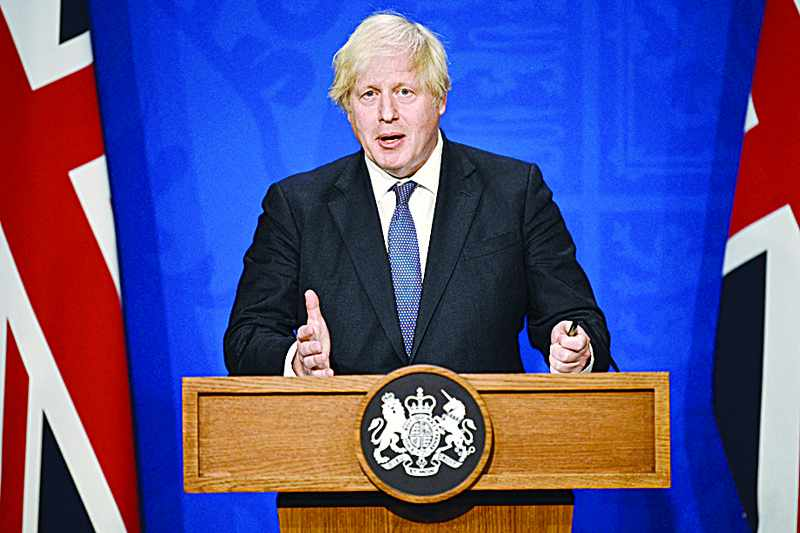 UK covid govt confusion freedom