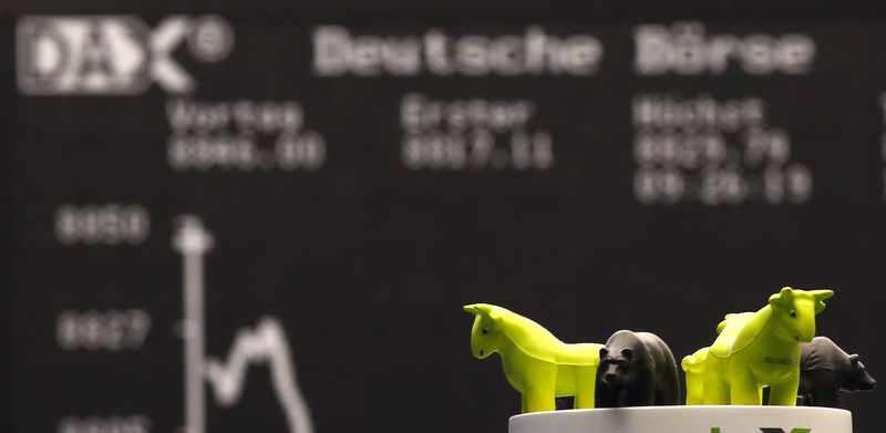 UK europe stock german