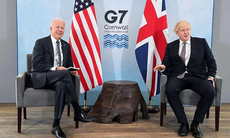 UK g7 leaders summit plan