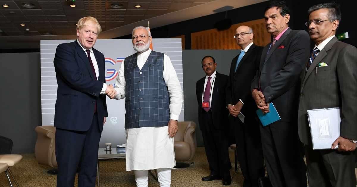 UK india investment