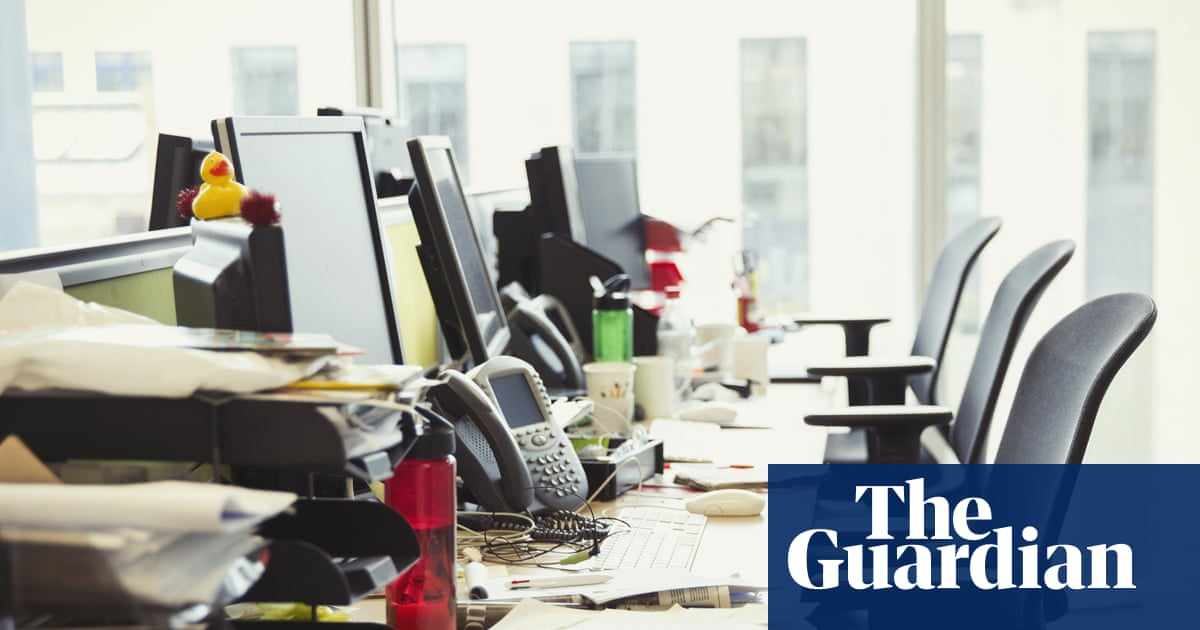UK offices surveys home workers