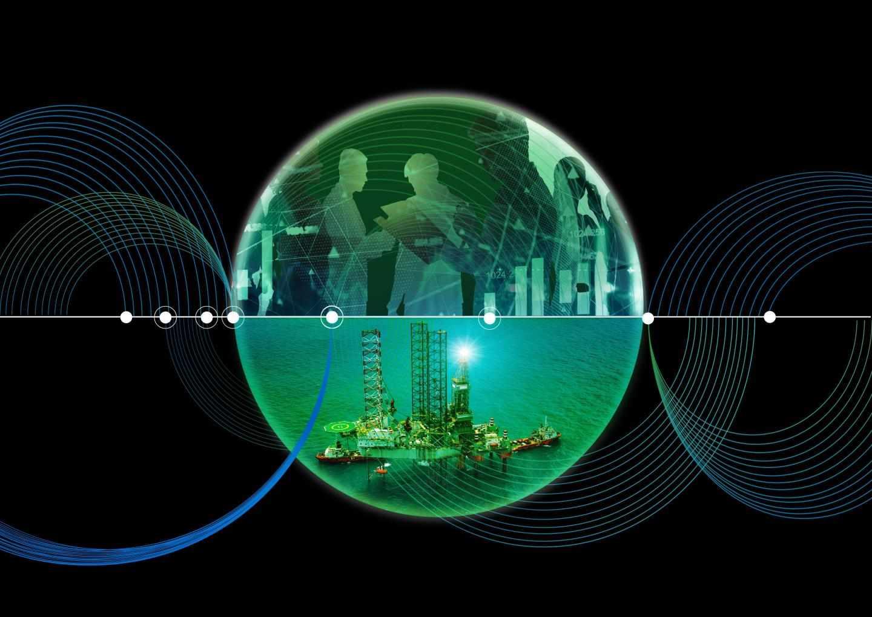 UK oil sector workforce gas