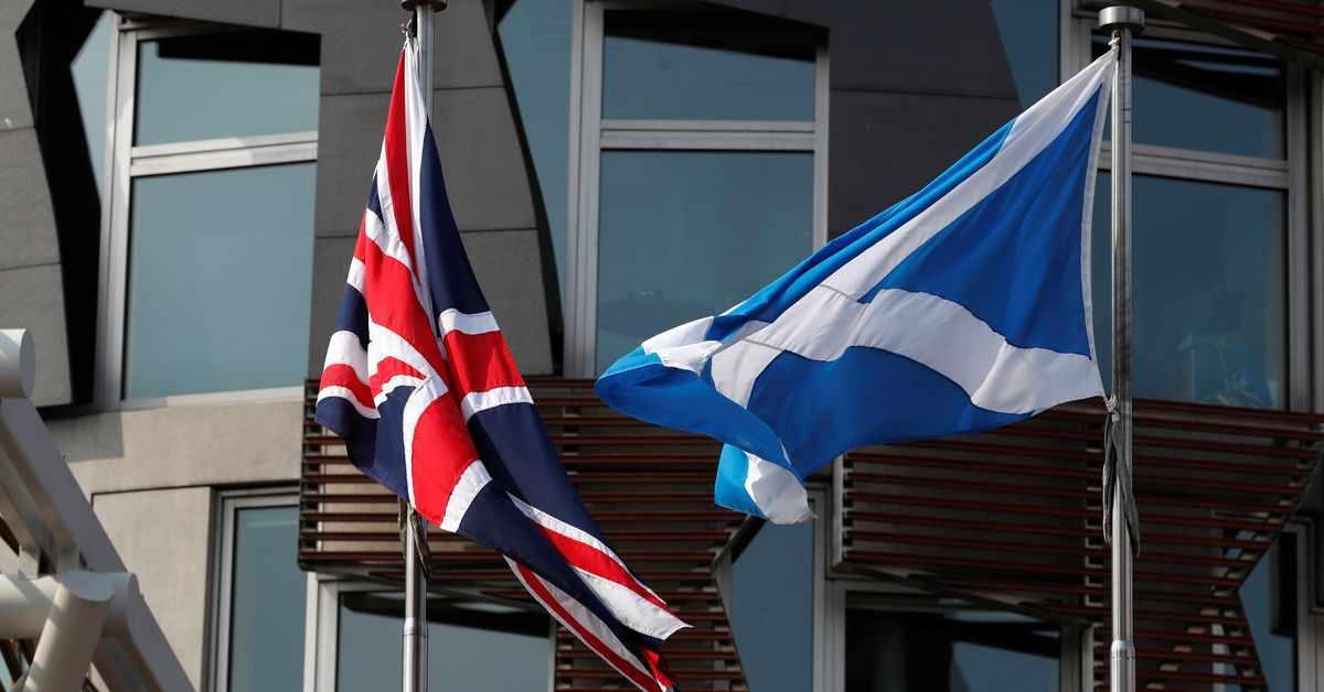 UK scotland government money independence