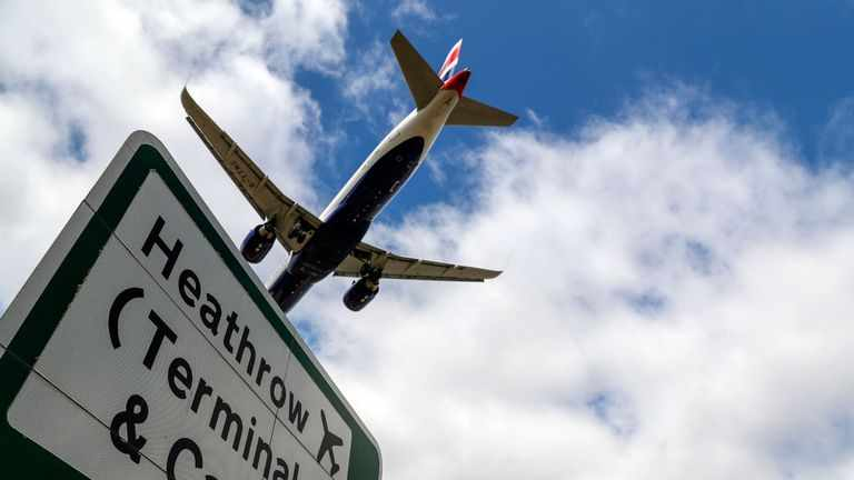 UK travellers mandatory tests covid