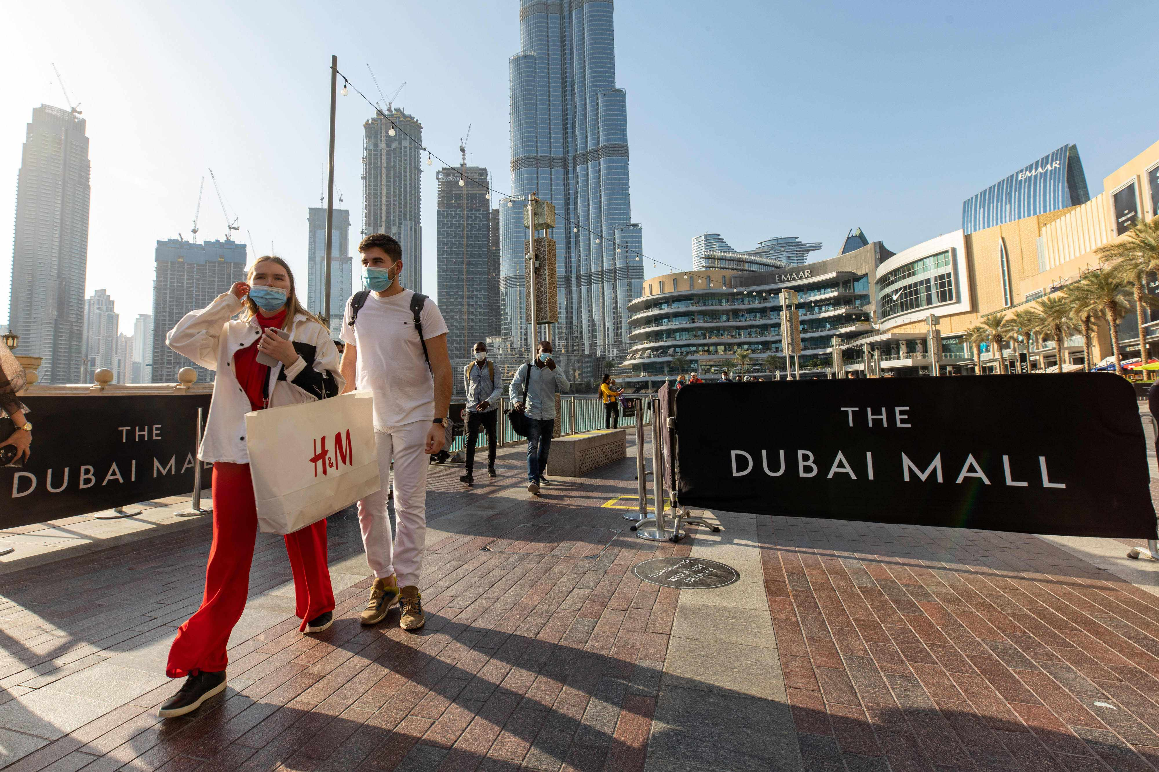 UK uae travel emirates chairman