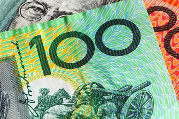 US australian dollar ema aud