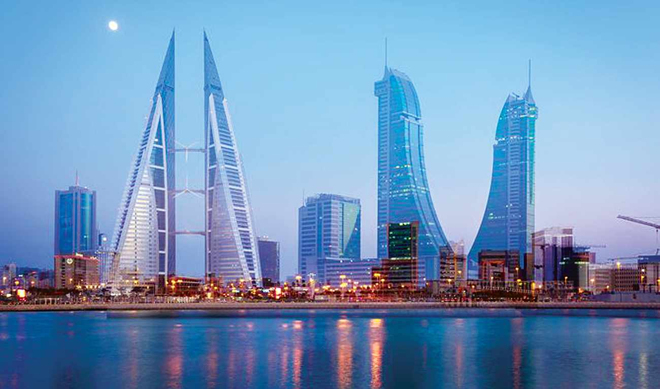 US bahrain commercial zone promote