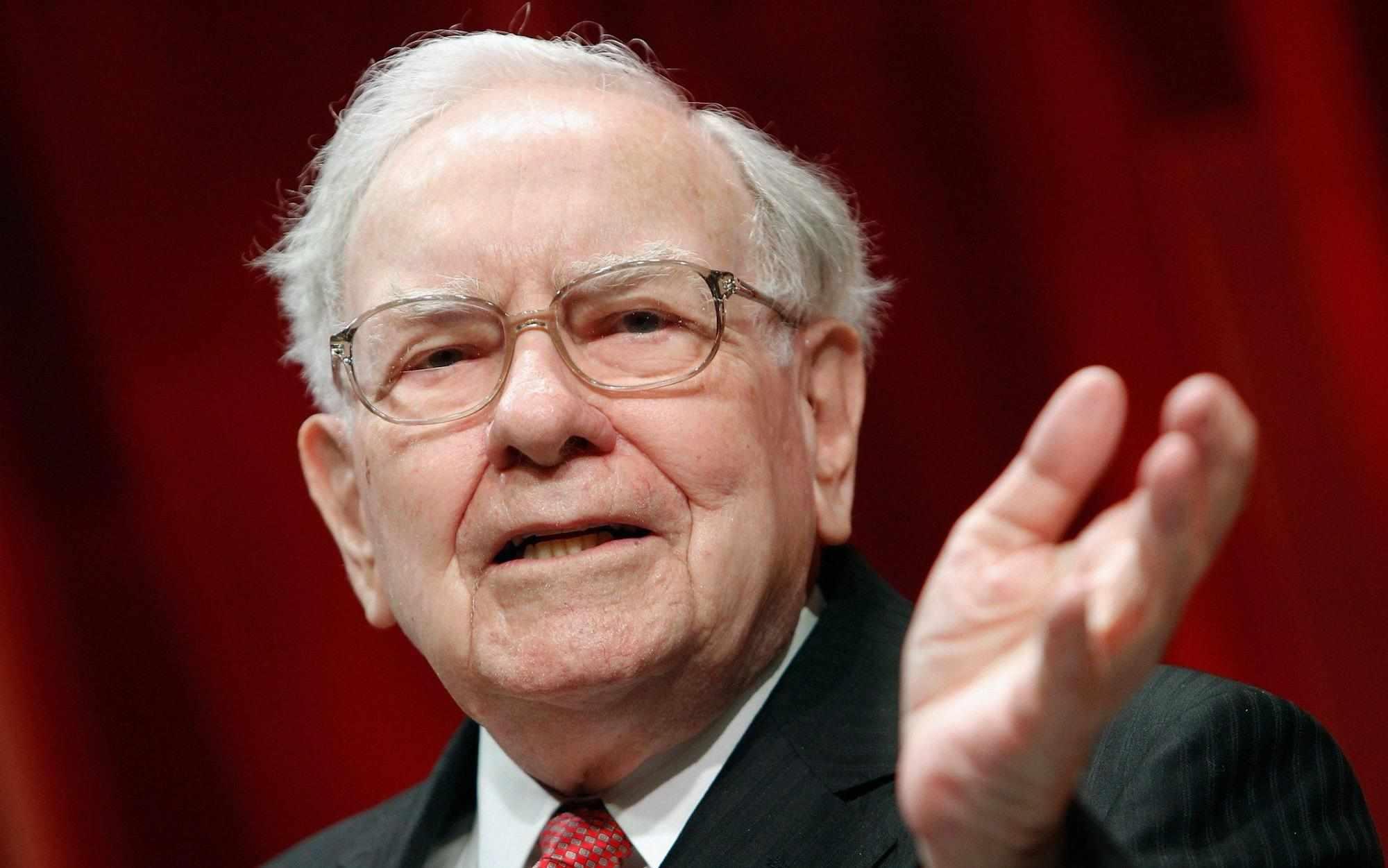 US buffett economy warren