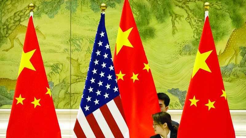 US china delusion paranoid bill