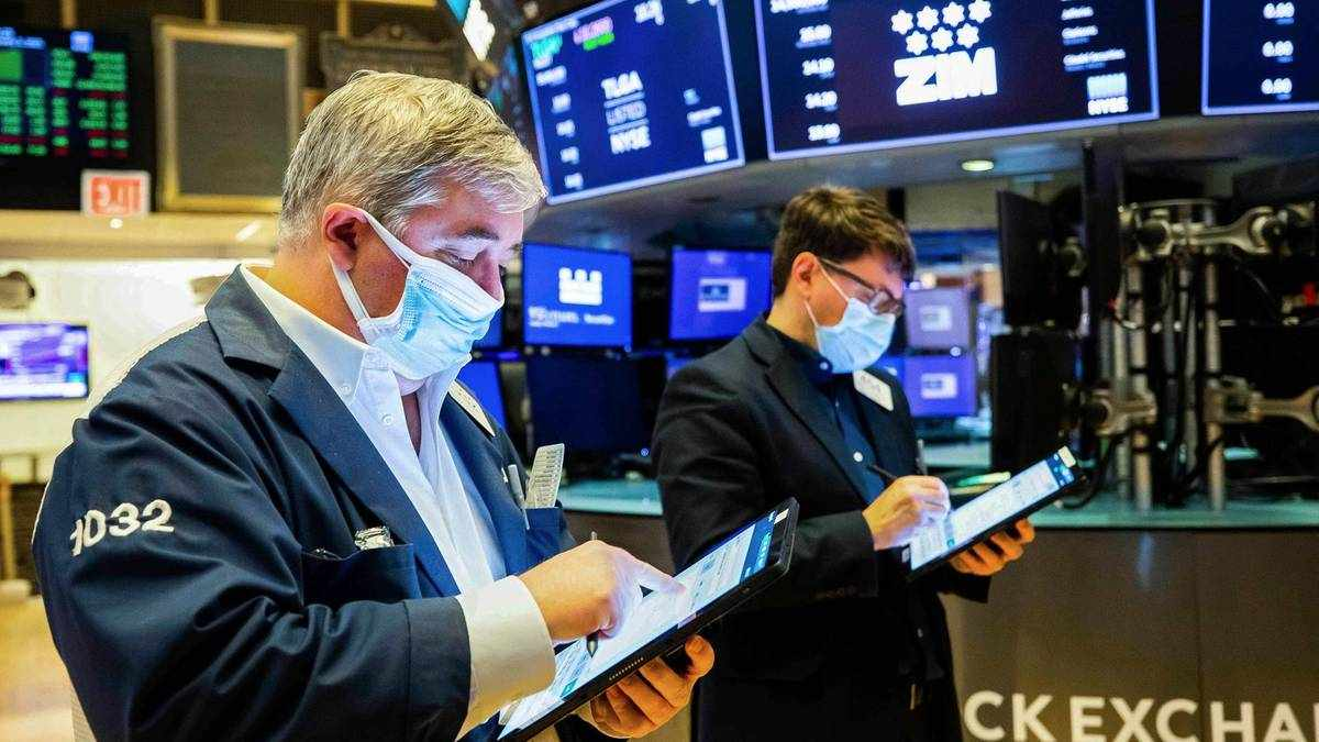 US economic shares record data