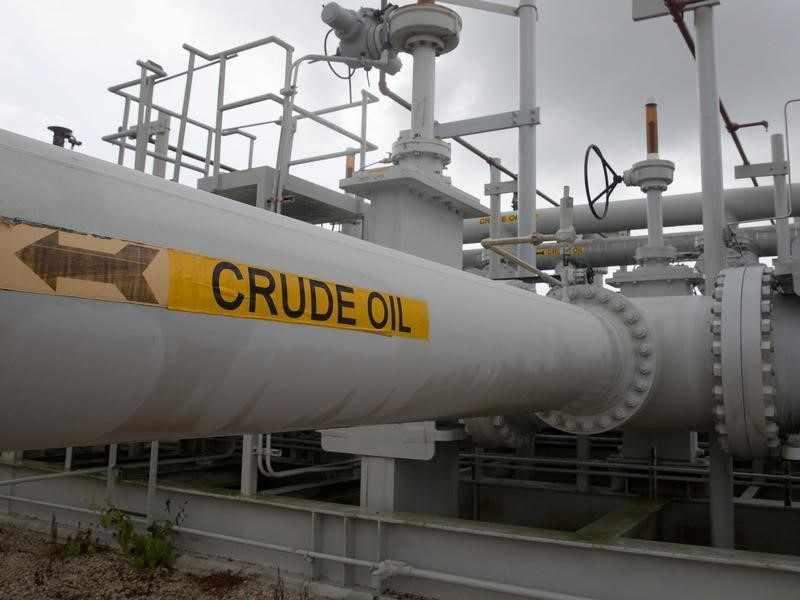 US eia crude draw tight