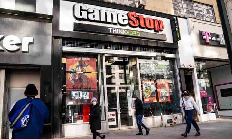 US gamestop robinhood reddit players