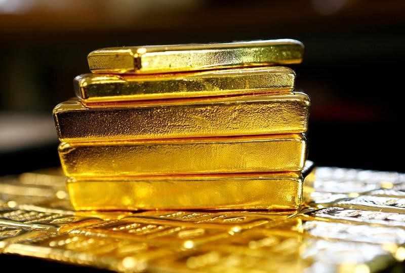 US gold gain inflation ecb