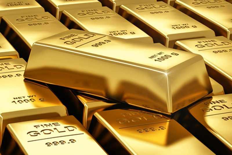 US gold yields dollar