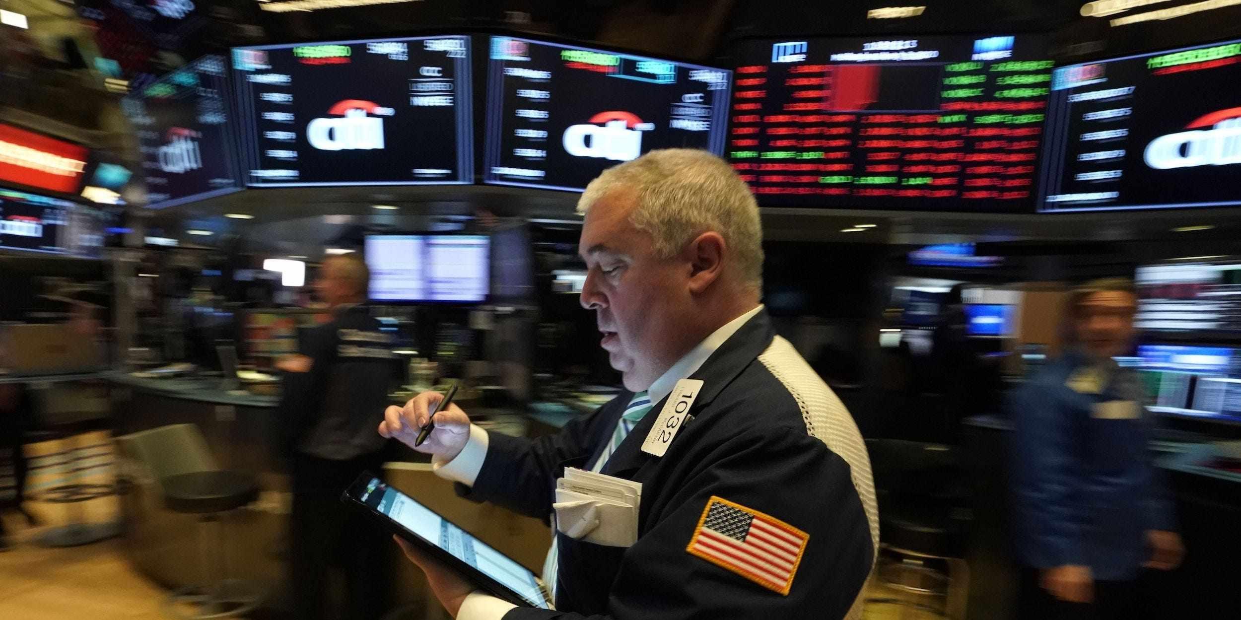 US inflation stocks investors stimulus