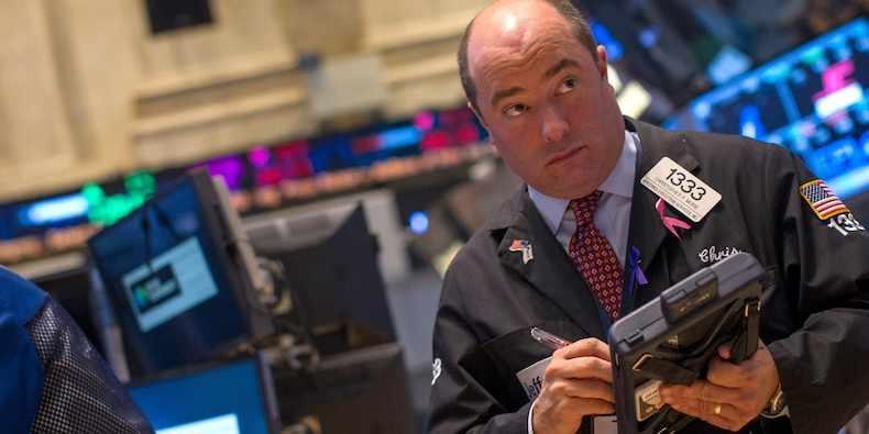 US investors inflation stocks data
