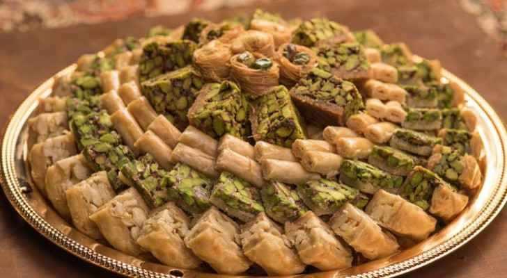 US jordan middle east sweets exporter