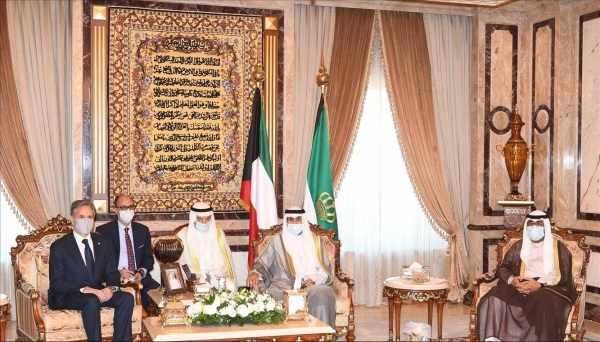 US, kuwait, state, secretary, ties,