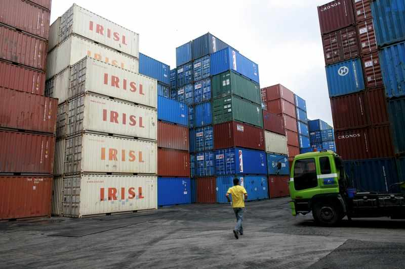 US maritime regulator shipping snarls