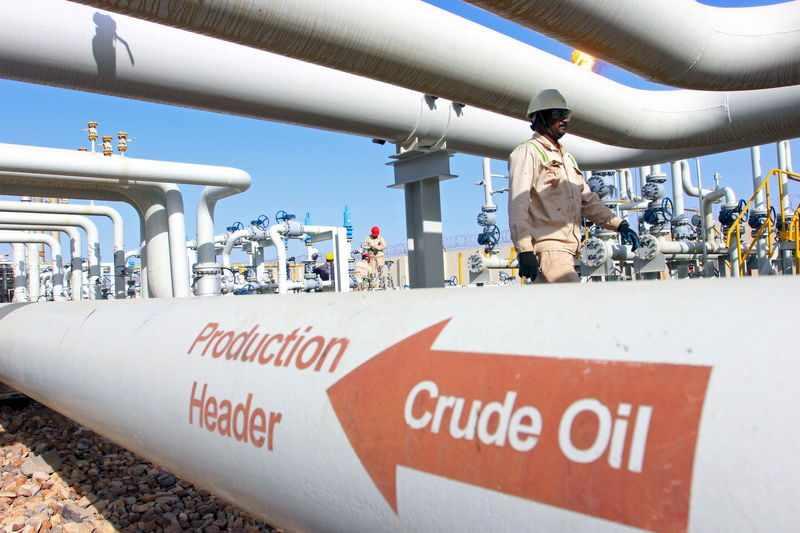 US oil draw crude supplies