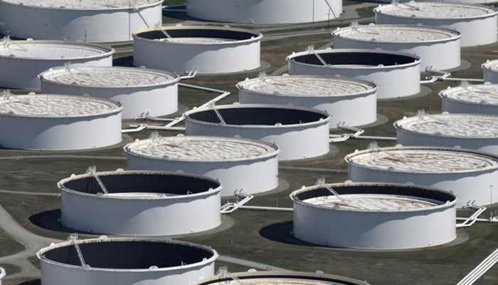 US oil production gains freeze