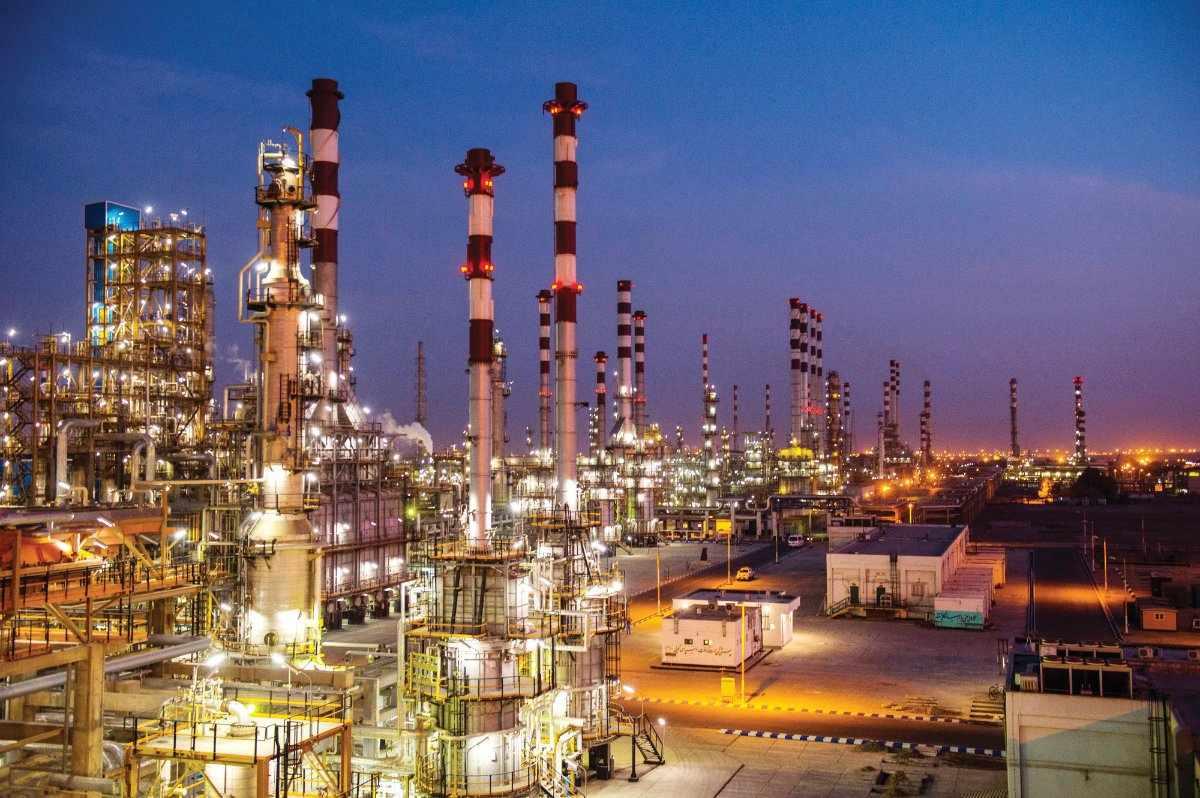 US oil sanctions iran output