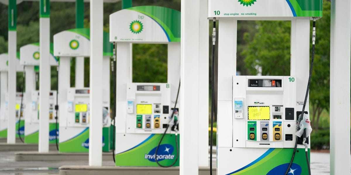US pipeline weekend fuel supplies