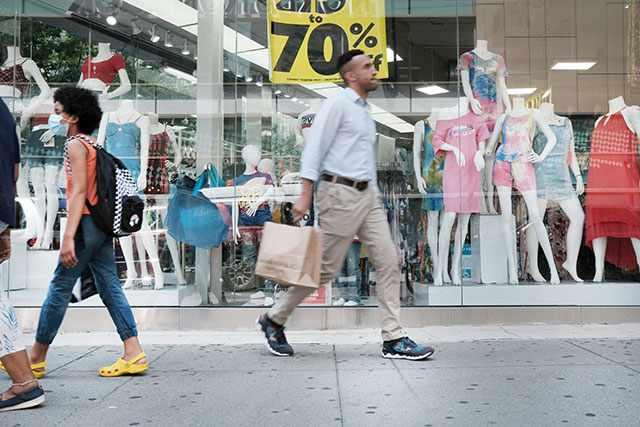 US sales surprise cent stations