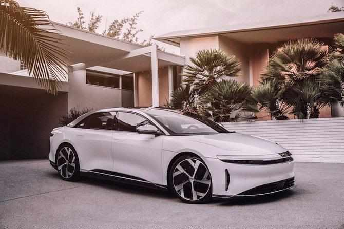 US saudi arabia winner electric vehicle
