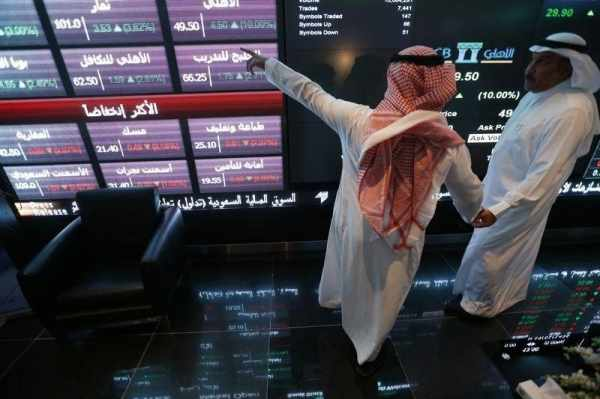 US saudi trading stocks saudis