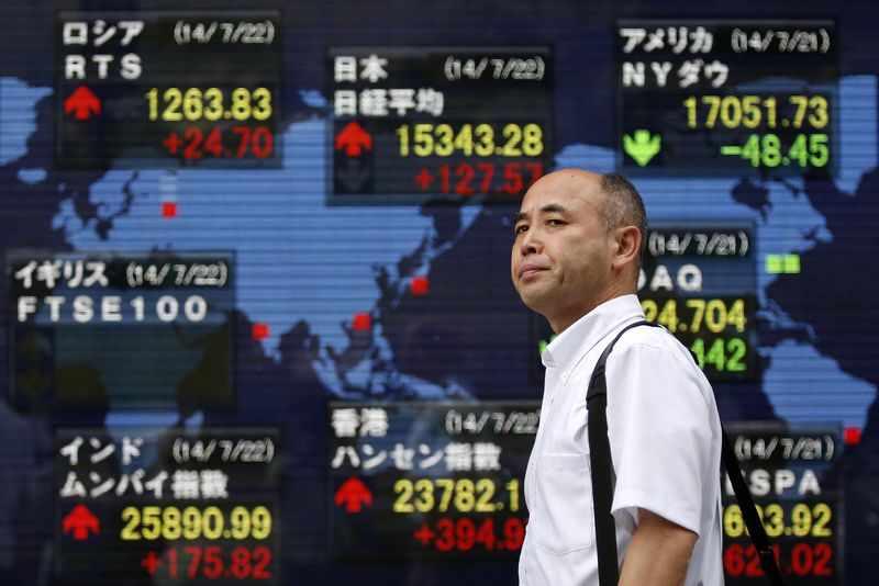 US shares concerns investing