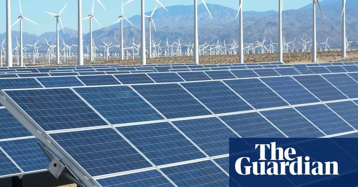US solar energy string farms