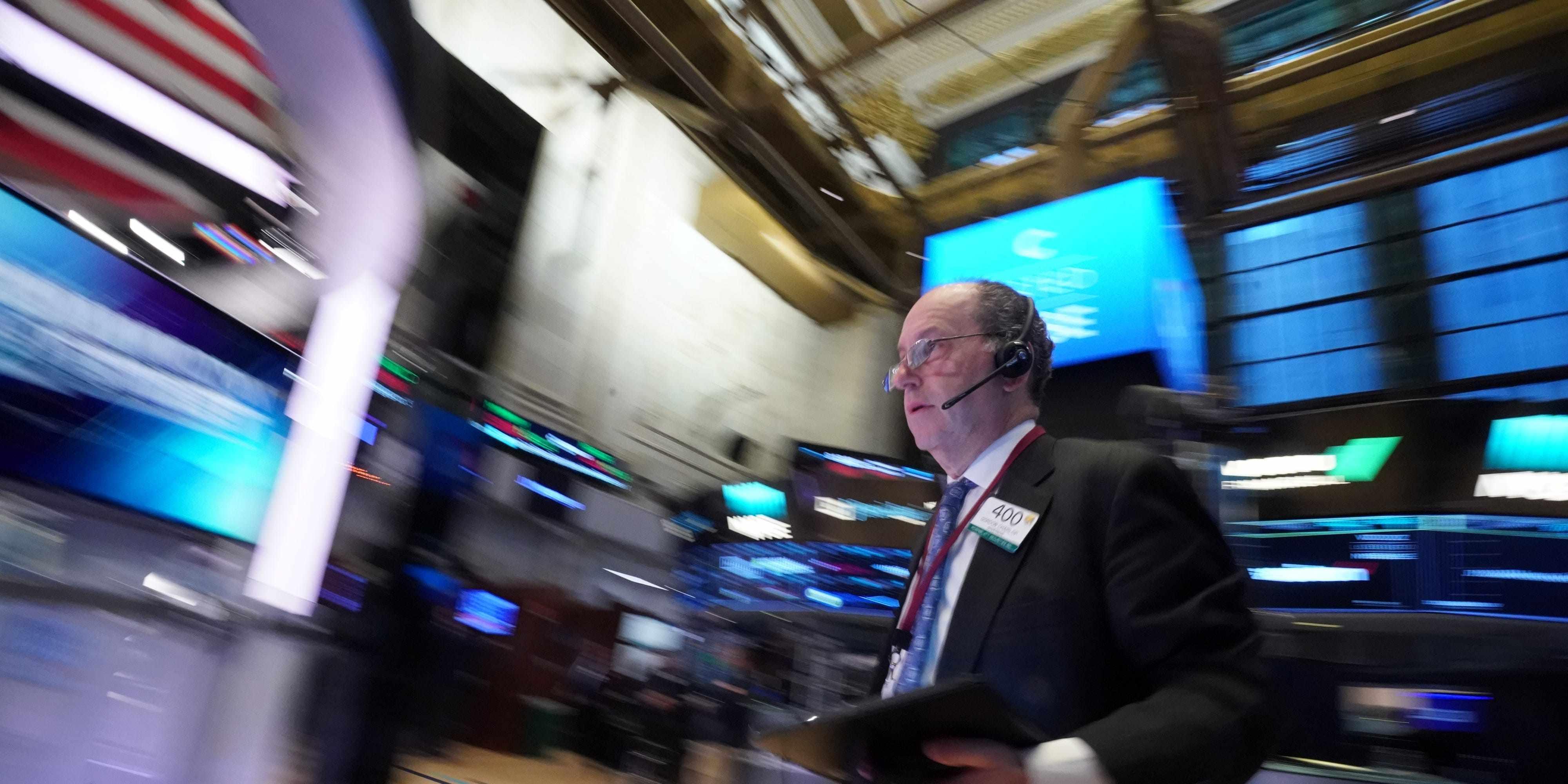 US stocks investors archegos volatility