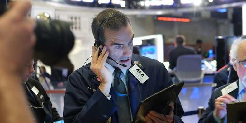 US stocks worst industries growth