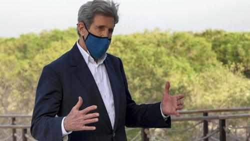 US uae climate kerry envoy