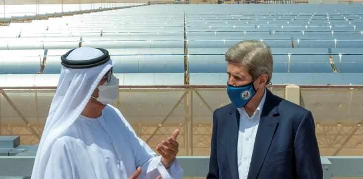US uae decarbonization pledge effort