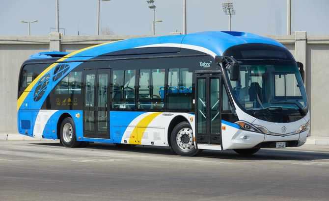 abu-dhabi buses electric fleet dhabi