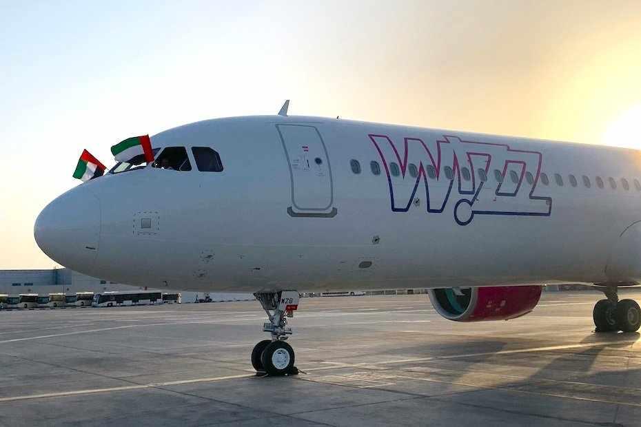 abu-dhabi flights wizz aviv fares
