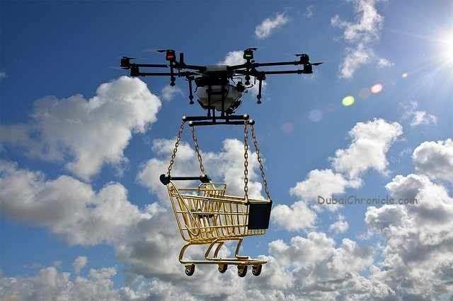 abu, dhabi, healthcare, drones, transfer,