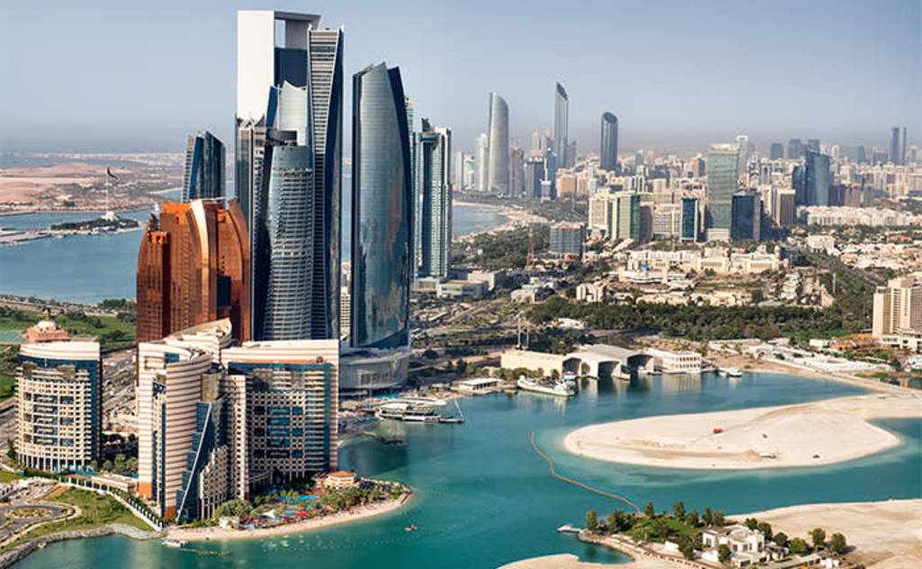 abu-dhabi hotel revenues qoq abu