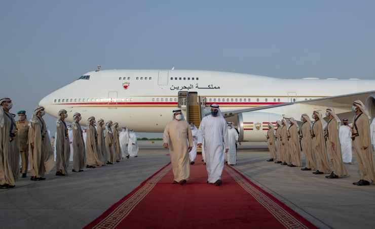 abu-dhabi king tripartite summit dhabi