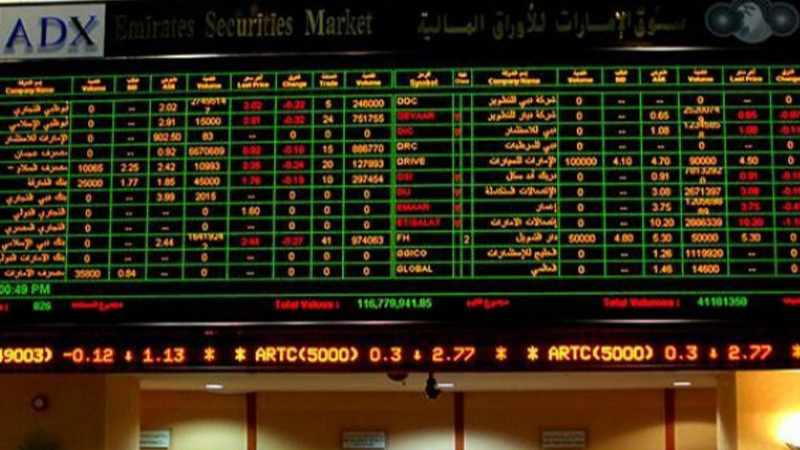 abu-dhabi securities selling