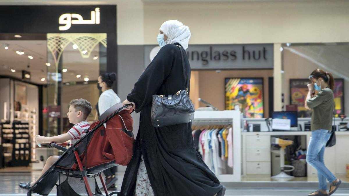 abu-dhabi tourism retail calendar recovery
