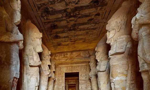 abu simbel temples tourism virtual